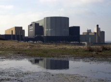 Wylfa Reflected; photo, 2015,  ©Helen Grove-White